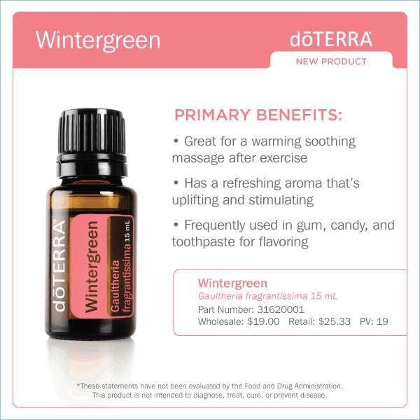 Doterra convention 2015 new wintergreen   Essential oils ...