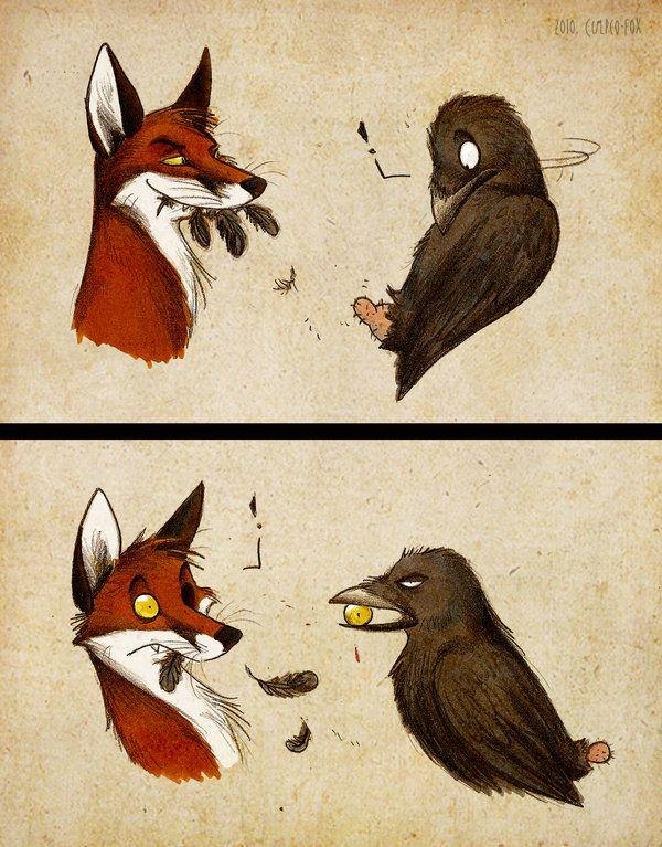 Touche by =Culpeo-Fox on deviantART