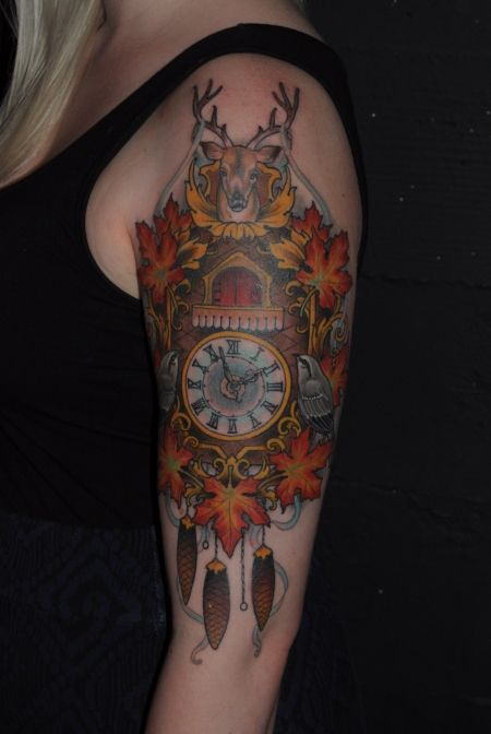 Ryan Mason - Portland, OR  Diverse, colorful and detailed what more could you want!!