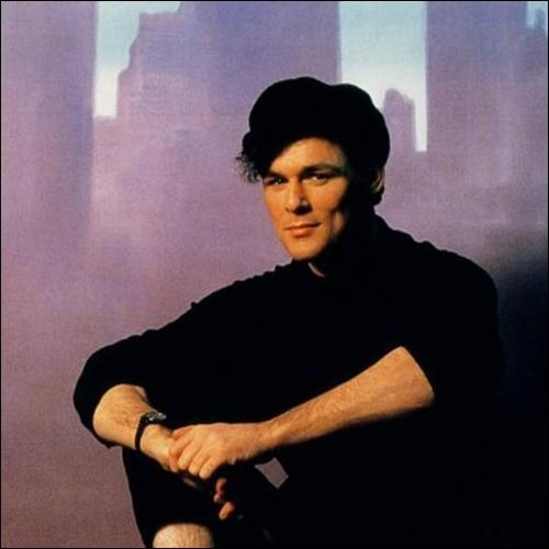 "Outtake of Billy Mackenzie for The Associates ""These First Impressions"" single cover. Circa 1984."