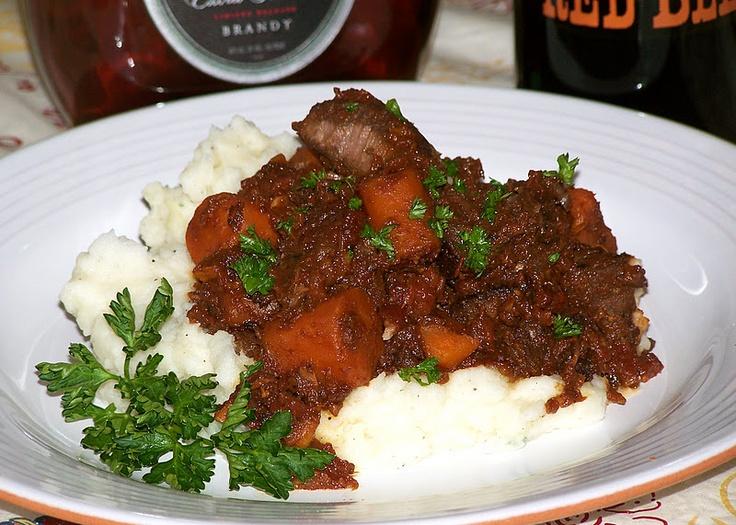 FoodForHunters.com : Deer Stew with Herbes de Provence