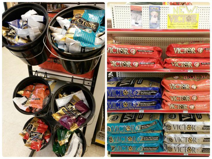 Victor Super Premium Dog Food For Sale