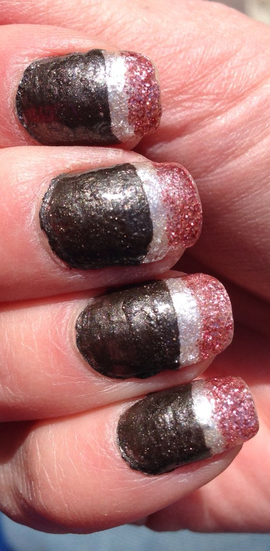 15 best nail art fails images on pinterest fails nailed it and by my friend kat sciox Gallery