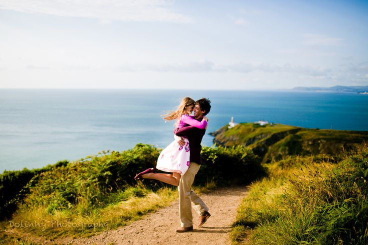 engagement pictures - Dublin, Howth - by Dolinny Photography - www.dolinnyphotography.ie