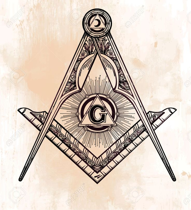 48003740-Freemasonry-emblem-masonic-square-compass-God-symbol-Trendy-alchemy-element-Design-tattoo-art-Isolat-Stock-Vector.jpg (1181×1300)