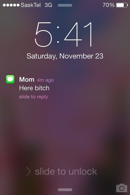This mom who was kind enough to wait in the car… | 29 Parents Who Are Clearly Way Better At Texting Than Their Kids