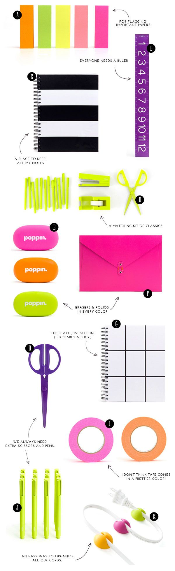 @Poppin Office Products | Oh Happy Day!