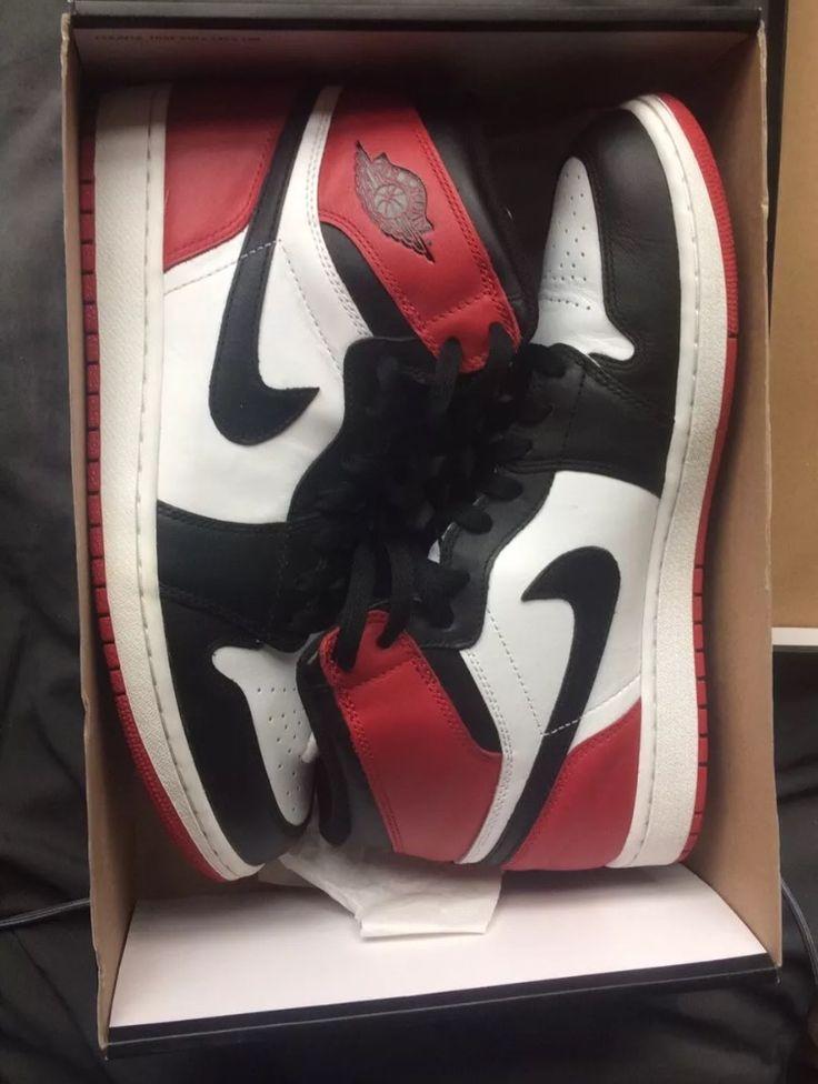 [LC] Air Jordan 1 Black Toes