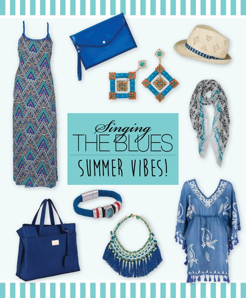 Spend your #summer #nights in #blues rhythm and #blue shades!  Find your blues here: http://bit.ly/1oevC2k