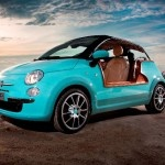 Fiat 500 Tender Two, a redesign of a classic by Castagna