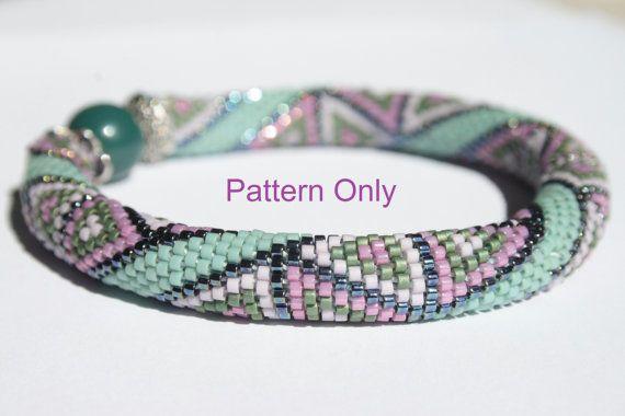 Bracelets Crochet Bracelet And Patterns On Pinterest