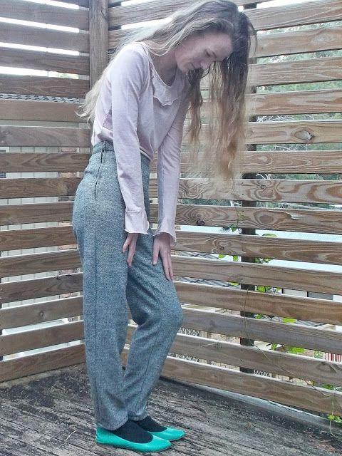 Antipodean Stitcher: Birthday Pants