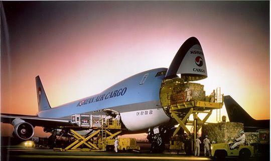 Aviones de carga | La clase de Óscar
