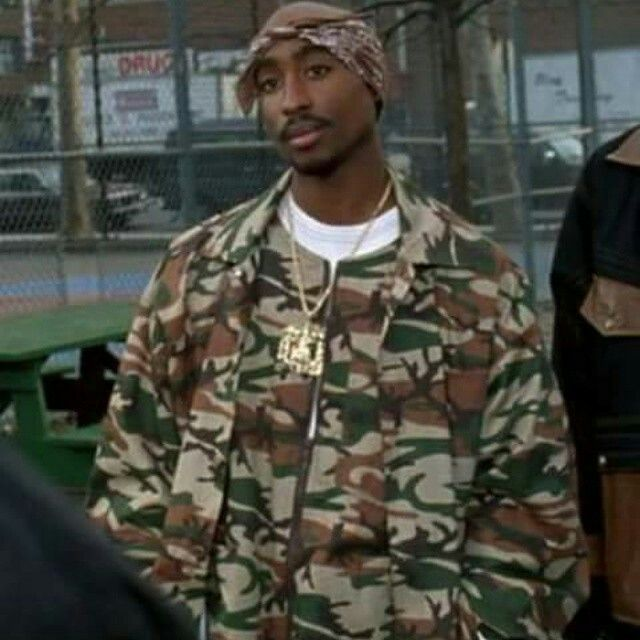 "Tupac Shakur as Birdie-  ""Above the Rim"""