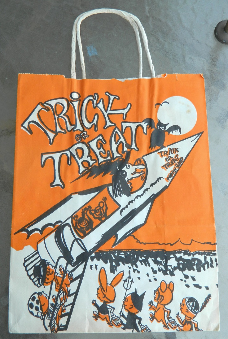 34 best Halloween Trick or Treat Bags images on Pinterest