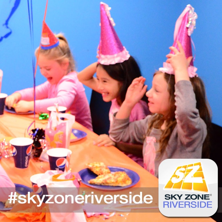 Want to host the perfect party? Have your next party at Sky Zone! #skyzonecoronariverside #skyzoneriverside #skyzone #fun #jump #corona #riverside #california #bounce #kids #teenagers #love #instagood #me #cute #trampoline #play #fitness #health #foampit #exercise #jumphigh #openjump #gymnastics #tumbling #workout #fit #fitness #trampoline #birthdayparty (951)-354-0001 4031 Flat Rock Dr., Riverside, CA  92505  AT RIVERWALK BUSINESS PARK