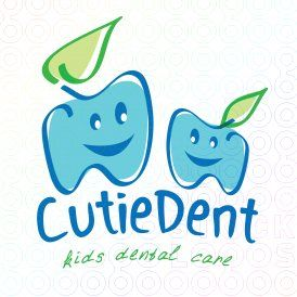 183 Best Dental Logo Design Images On Pinterest Dental