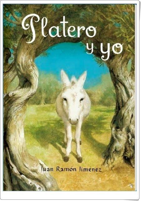 """""""Platero y yo"""" de Juan Ramón Jiménez (Primera edición de 1914)"""