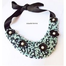 PearlFlower Necklace