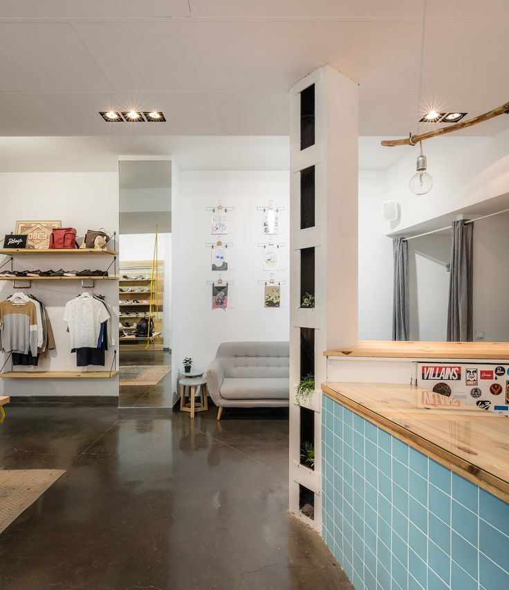 For the Ladies by Strap - Retail Project - Interior Design - Boubau - Valencia