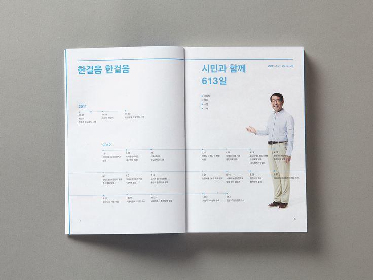 서울특별시장 박원순 연설문집 | 슬로워크 #연혁