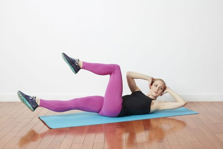 10 Ab Exercises That Won't Waste Your Time