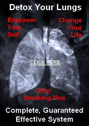 Here's the Fastest and Easiest Way to Clean Your Lungs of the Poisonous Tar and Dangerous Toxin Build-Up That Could Eventually Lead to Premature Lung Disease, Cancer, or Even Death! http://www.lungdetoxification.com/?hop=superdad76