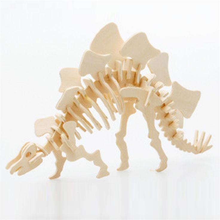 Starz-DIY-3D-Wooden-Animals-Dinosaur-Skeleton-Puzzles-Toys-T-rex-Model-Building-Kits-Children-Gifts.jpg 800×800 pixels