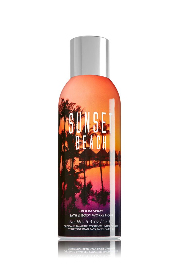 Sunset Beach 5.3 oz. Room Spray - Home Fragrance 1037181 - Bath & Body Works