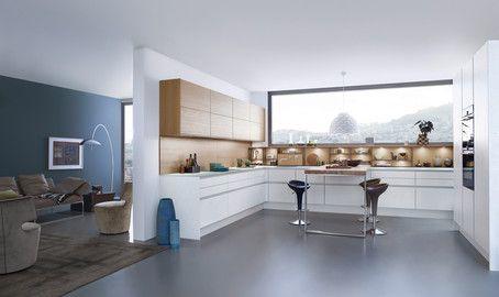CONCRETE-C Modern kitchen design for contemporary living.