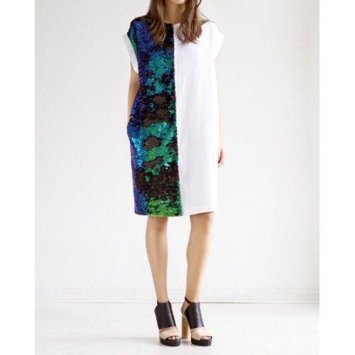 Rodebjer - Perle Sparkle Dress/Vest