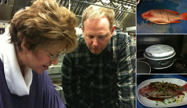 Andy Ricker is an expert in Thai cuisine. He owns restaurants in Portland, Ore., and New York under the Pok Pok umbrella. In this installment of The Key 3, he shares with Lynne Rossetto Kasper his recipe for steamed fish, as well as his techniques for perfect jasmine rice and boiled eggs.