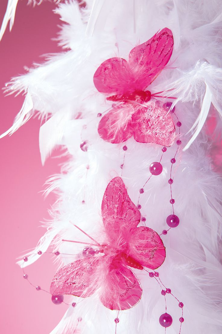 40 best decoracion mariposas images on pinterest girl - Decoracion para san valentin ...