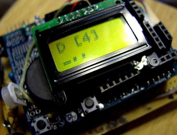 Arduino Morse code trainer.