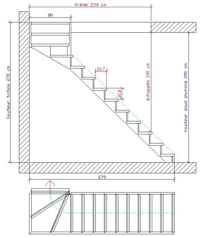 Escalier M Tal Design 1 4 Tournant Gauche Ou Droit Escalier Tuparo