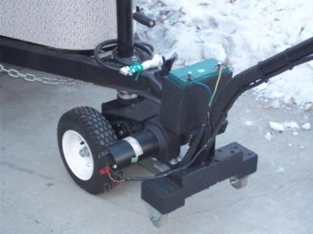15 best images about trailer movers on pinterest rv for Outboard motor dolly harbor freight