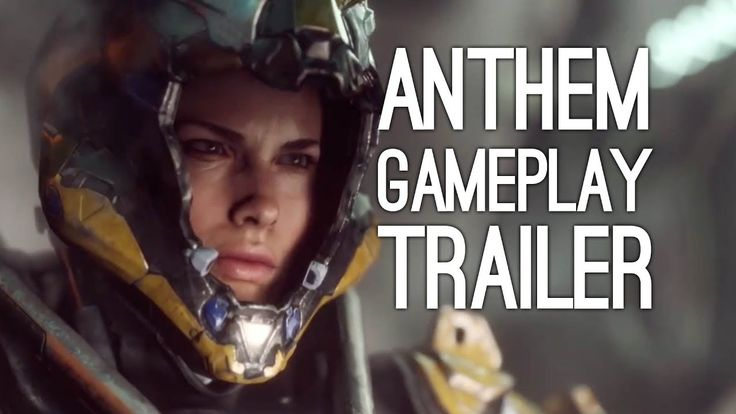 "Anthem Gameplay Reveal Trailer - Bioware's Destiny Game Xbox One X Gameplay Anthem gameplay from E3 2017 reveals Anthem is Bioware's take on a Destiny-style game with squads of ""freelancers"" venturing from the safety of a fortress wall in their exo-suits into a beautiful but hostile environment. Imagine Destiny mixed with Horizon Zero Dawn and a dash of Titanfall. And it's all going to look astonishing on Xbox One X when it eventually launches in 2018. In Anthem you'll be heading out in a…"