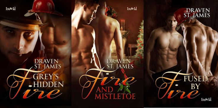 Firehouse Six series by Draven St. James. <3