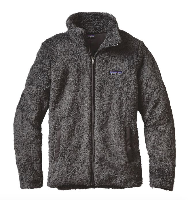 Patagonia Women's Los Gatos Fleece Jacket - Forge Grey