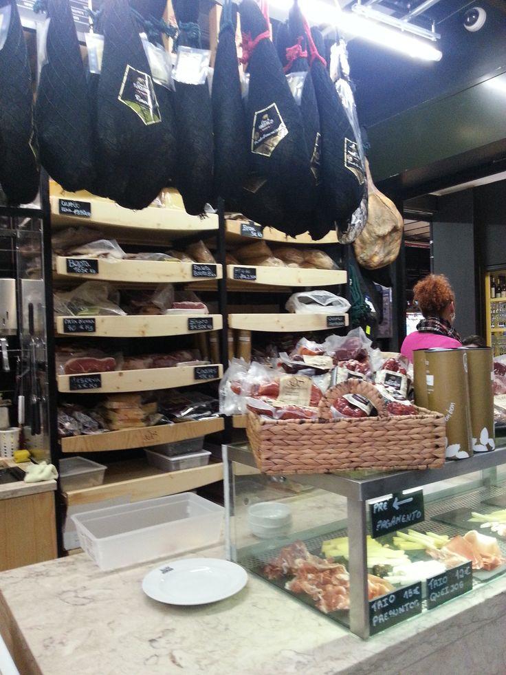 Jamon @ Mercado da Ribeira