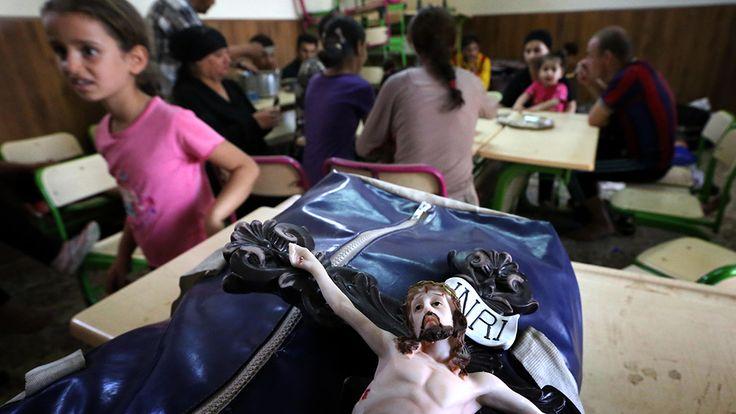 Terror do EI ameaça acabar com idioma de Jesus Cristo - Mundo - Notícia - VEJA.com