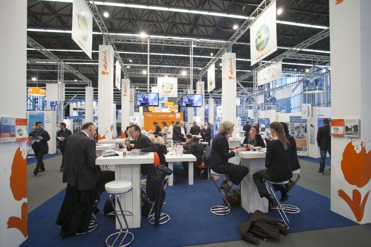 Holland business pavilion at Aquatech Amsterdam