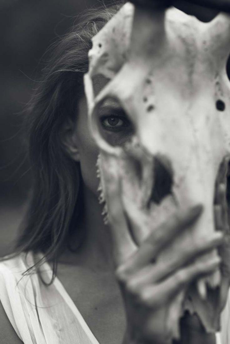 wildling | Photographer: Kasia Ferguson – Fergushots Model: Angela Olszewska