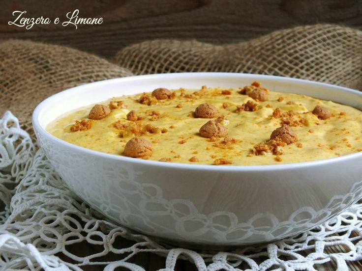 Crema+dolce+di+zucca+e+mascarpone