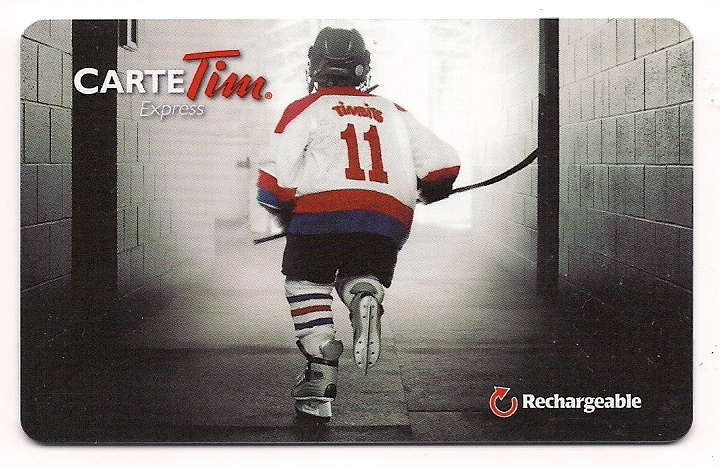 2010 - Timbits #11,White - French - #VL-11636
