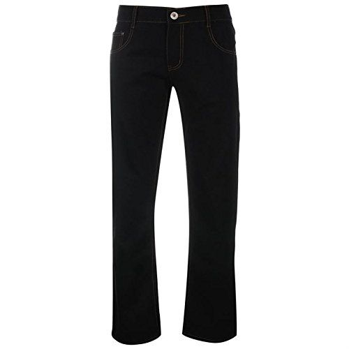 Giorgio Mens Classic Regular Fit Jean Five Pocket Design - Size 36W L - Black Giorgio http://www.amazon.co.uk/dp/B01B4XWYK0/ref=cm_sw_r_pi_dp_rALWwb1GB1VW3