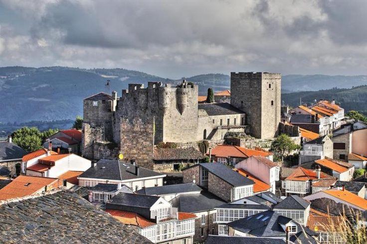 Castro Caldelas, Ribeira Sacra - Terra de Caldelas, provincia de Ourense