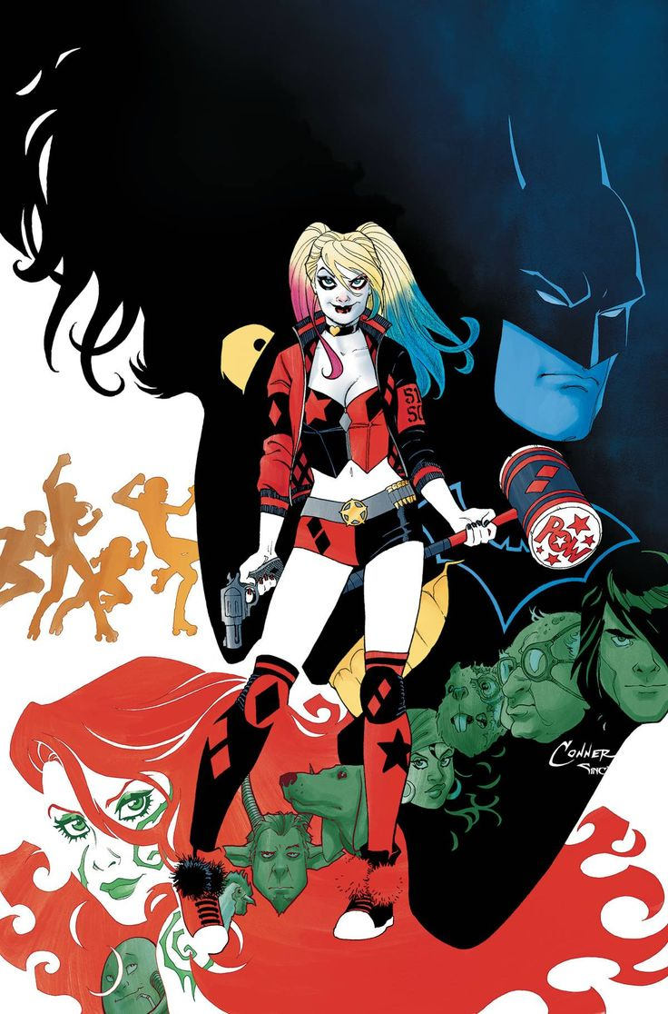 *Subscription* Monthly subscription to the Harley Quinn comic book. Price reflects 2 issues per month for this bi-weekly comic book.