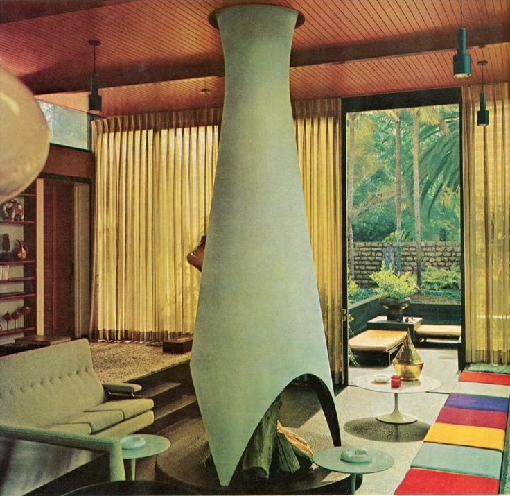Mid Century Sunken Living Room: 413 Best Images About Miniature Retro On Pinterest