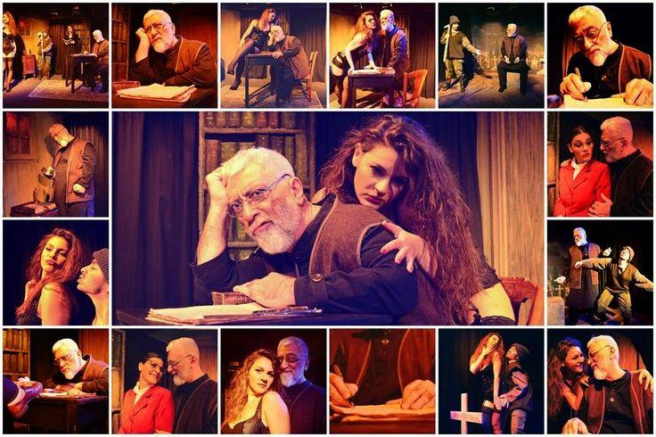 Santeos: Ο Μπόμποκ του Ντοστογιέφσκι στο Εσωθέατρο